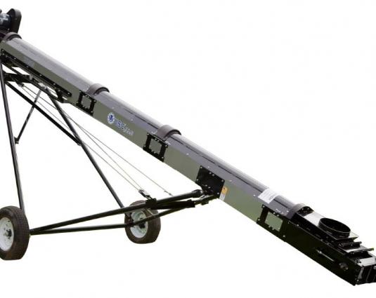Round Bottom Drag Conveyor   Can-Seed Equipment Ltd
